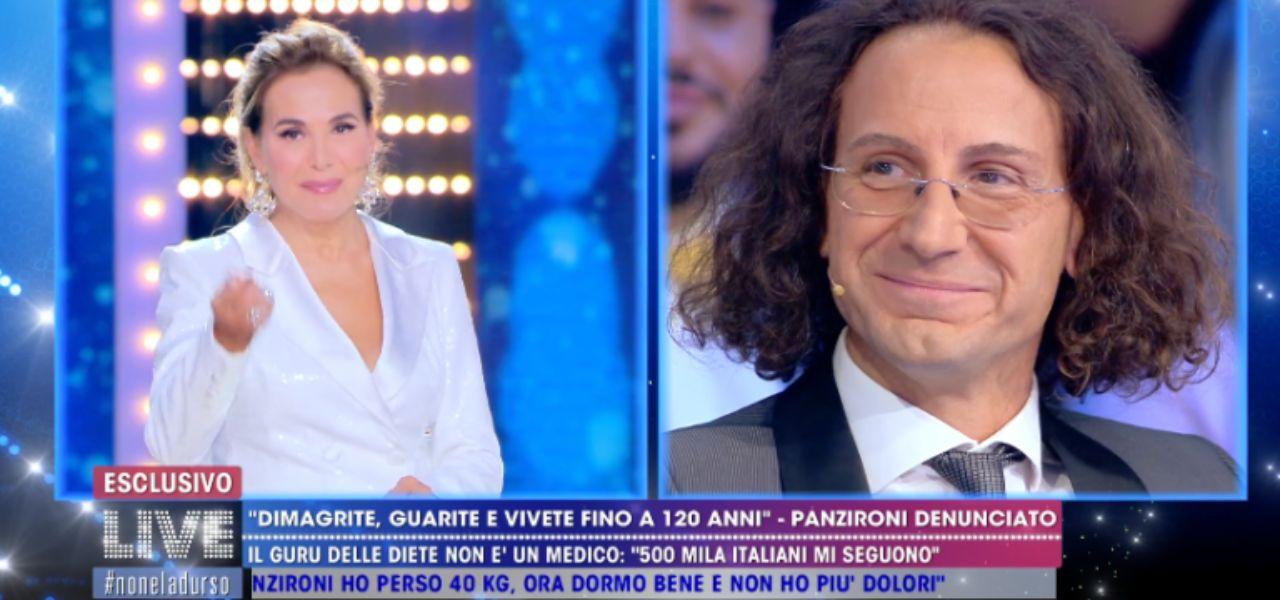ADRIANO PANZIRONI, DIETA LIFE 120/ Burioni contro Barbara d ...