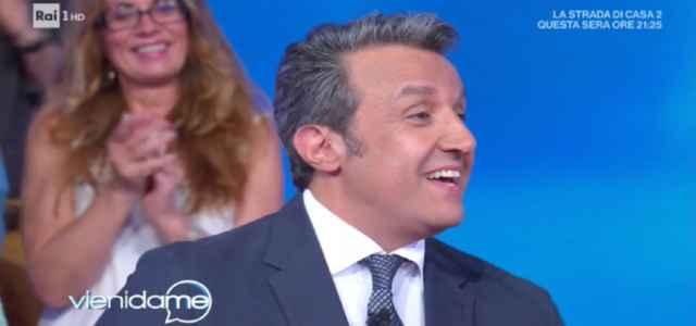 """Flavio Insinna a """"Vieni da me"""""""