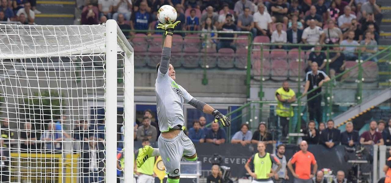 Juan Musso Udinese parata lapresse 2019