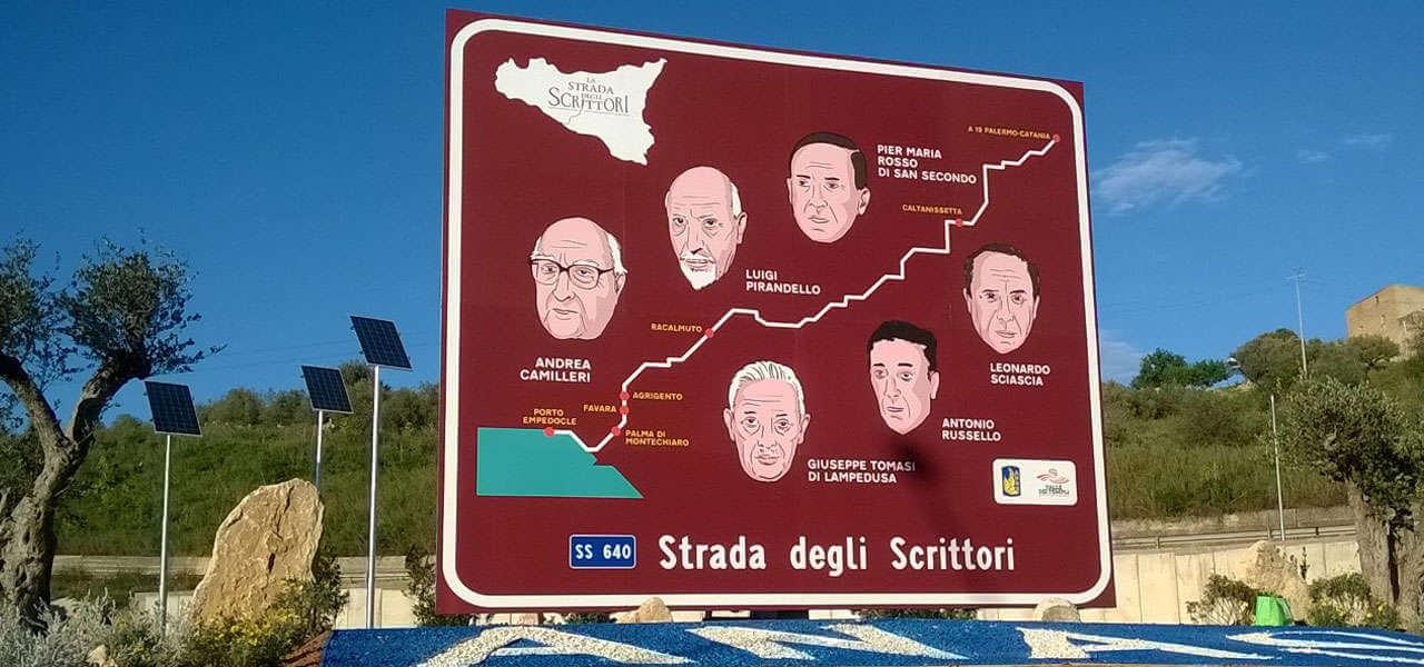 La Strada degli Scrittori in Sicilia