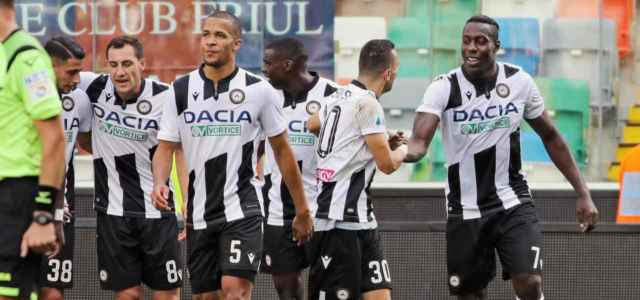 Udinese gruppo Serie A
