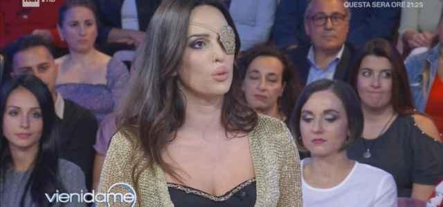 """Jessica Notaro a """"Vieni da me"""""""