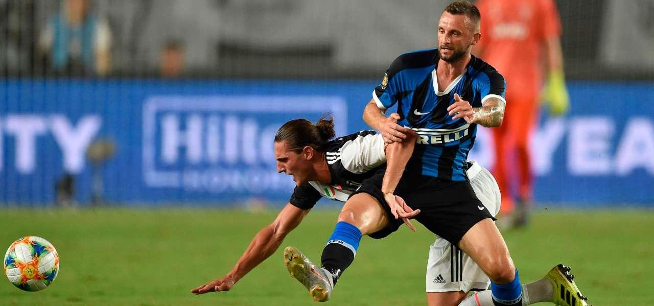 Inter Juventus Brozovic
