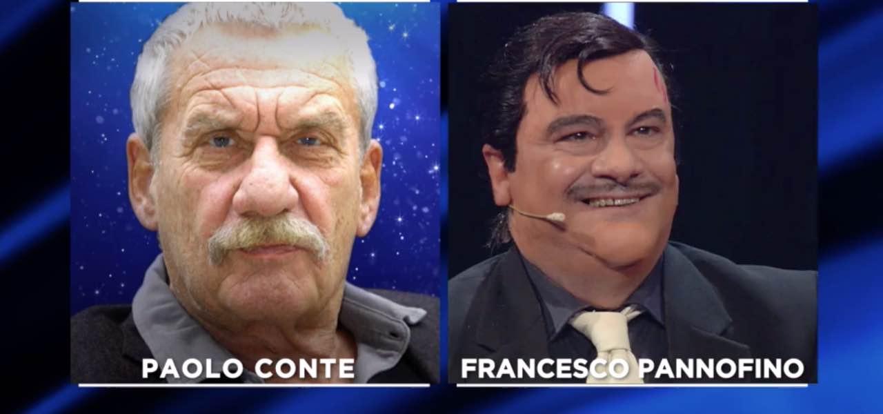 Francesco Pannofino è Paolo Conte