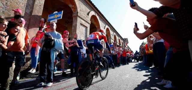 Nibali Giro dell'Emilia