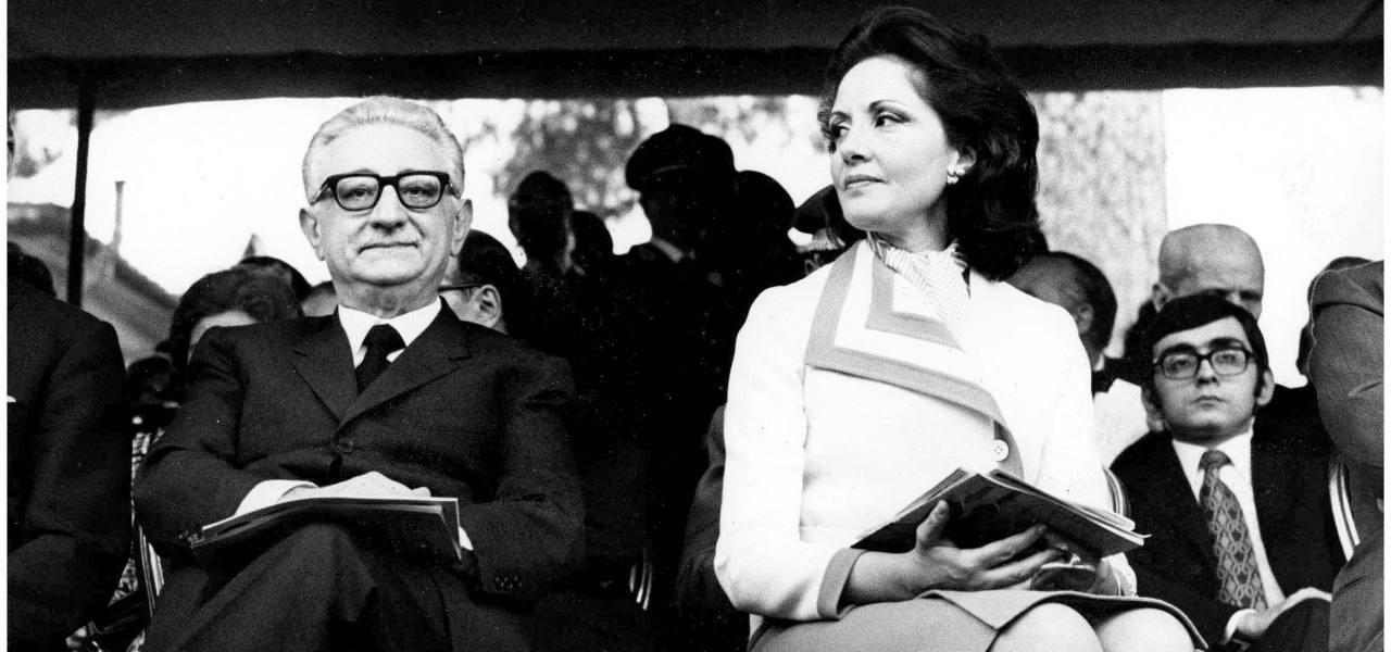 Leone e First Lady
