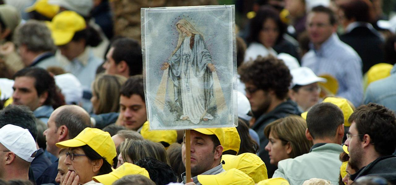 Supplica alla Madonna del Rosario