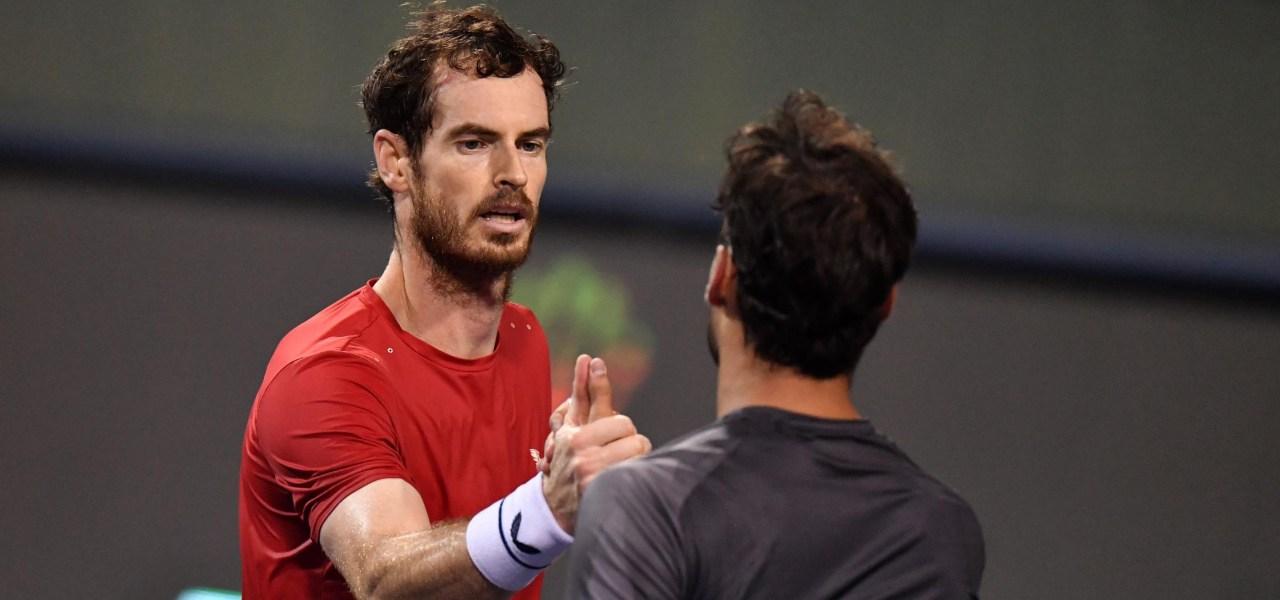 Murray vs Fognini