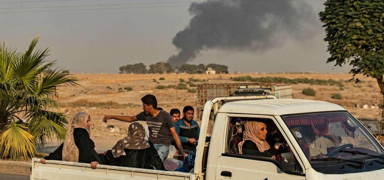 siria guerra sfollati 1 lapresse1280