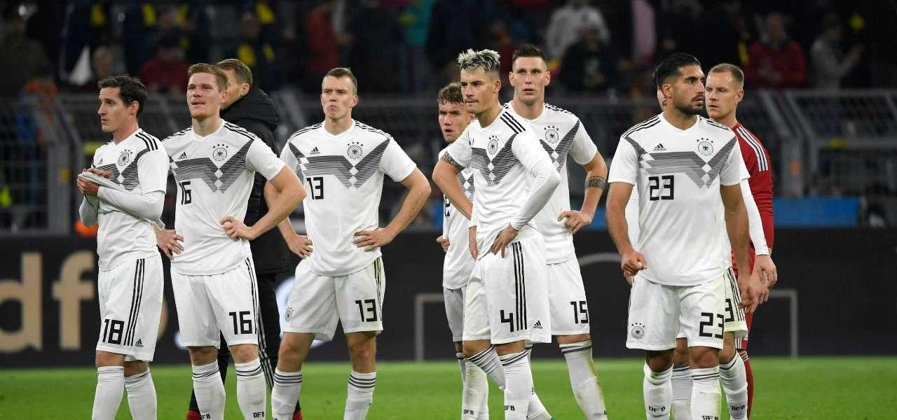 Germania delusione Argentina lapresse 2019