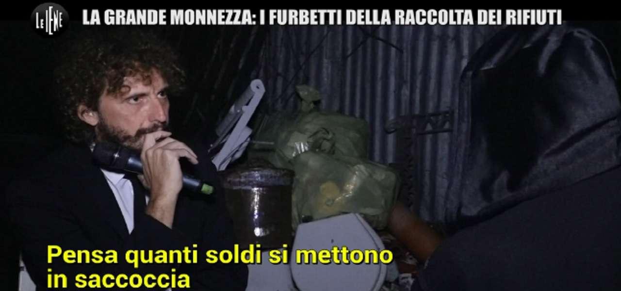 roma furbetti raccolta rifiuti