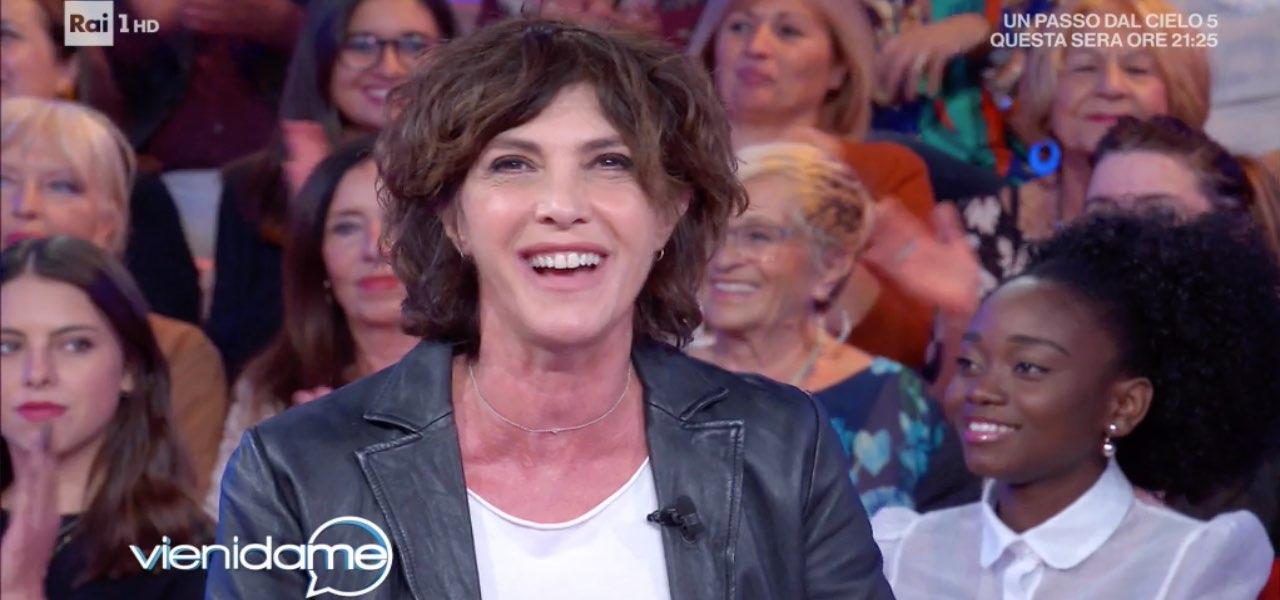 """Maria Amelia Monti/ Enzo Iacchetti rivela: """"Mi facevi impazzire ..."""