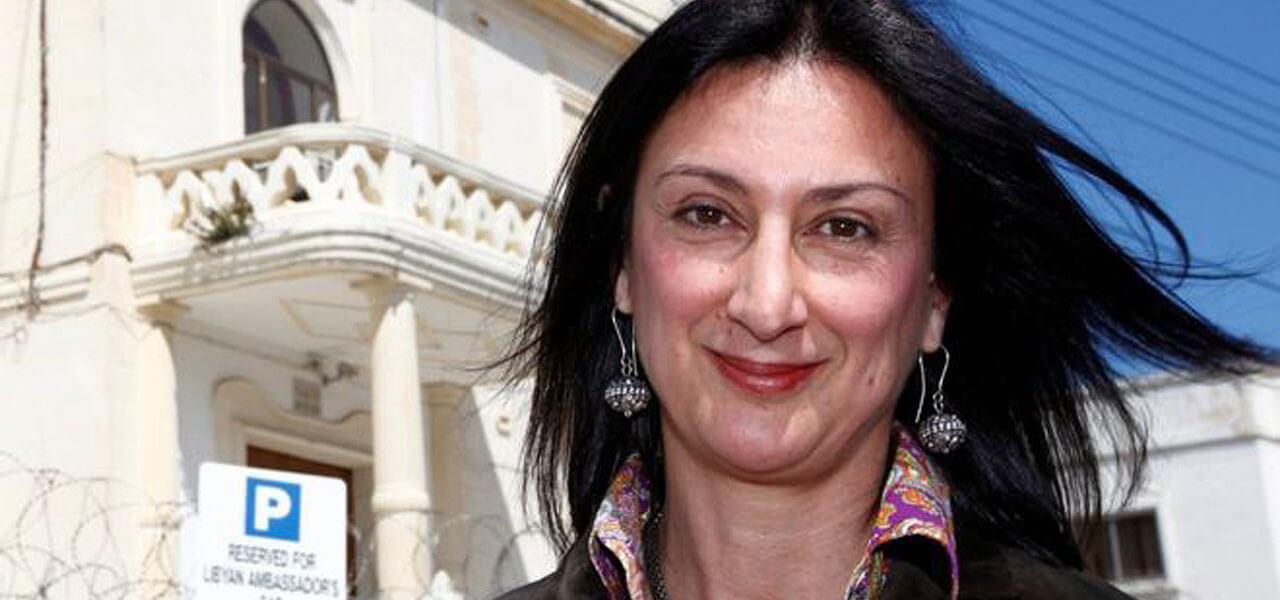 I 3 FIGLI DI DAPHNE CARUANA GALIZIA/ L'appello in tv di Matthew ...