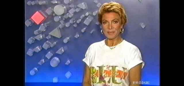 Mariolina Cannuli, quando era una Signorina Buonasera