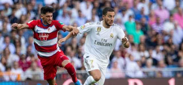 Eden Hazard Real Madrid Granada lapresse 2019 640x300