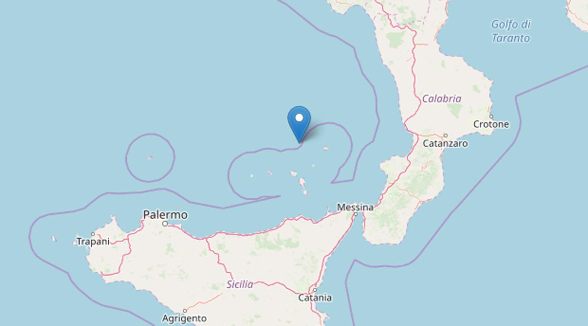 terremoto 2019 sicilia