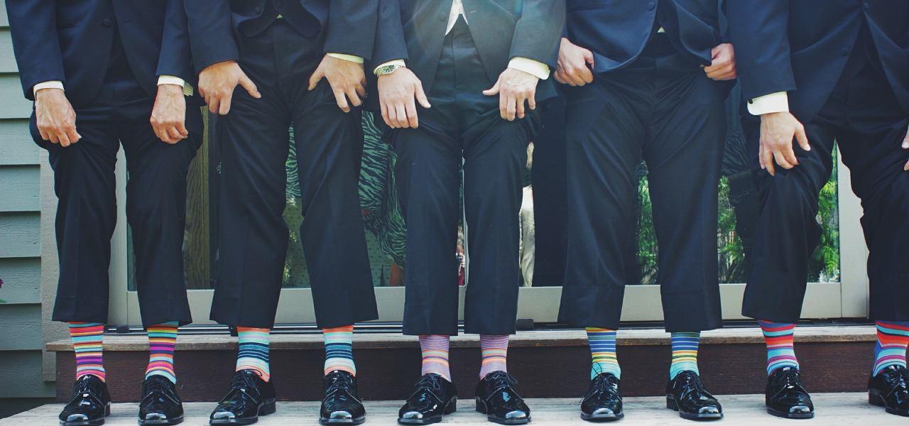 uomini calzini pixabay