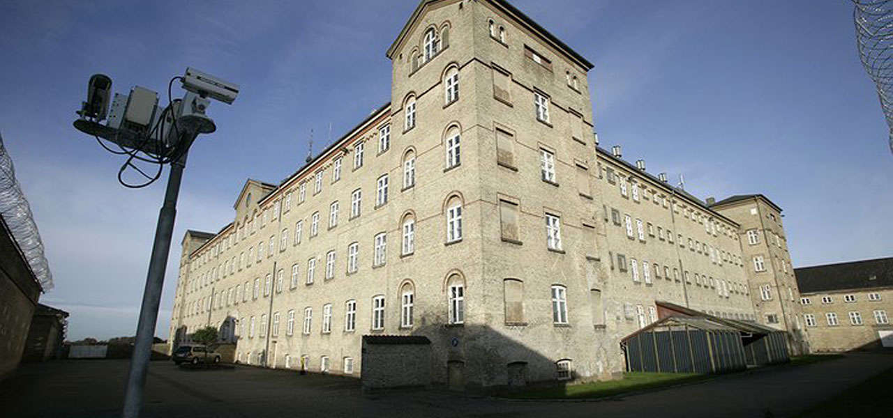 SleepIn Fængslet in Danimarca