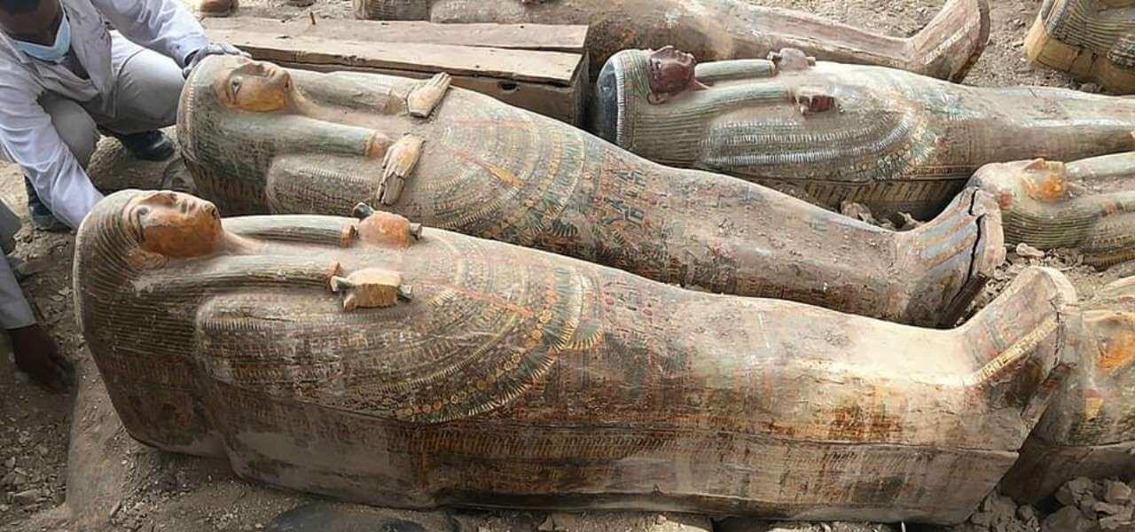 sarcofagi egitto
