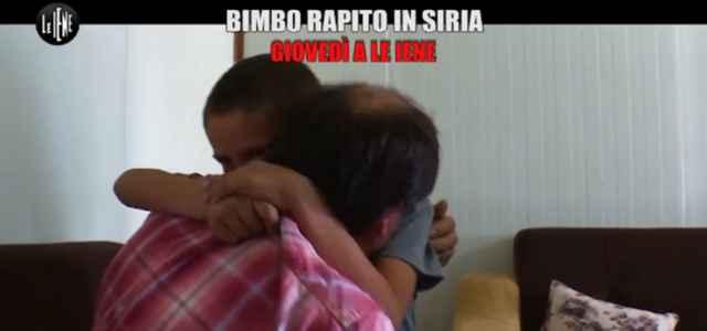 bimbo in Siria rapito dall'Isis Alvin