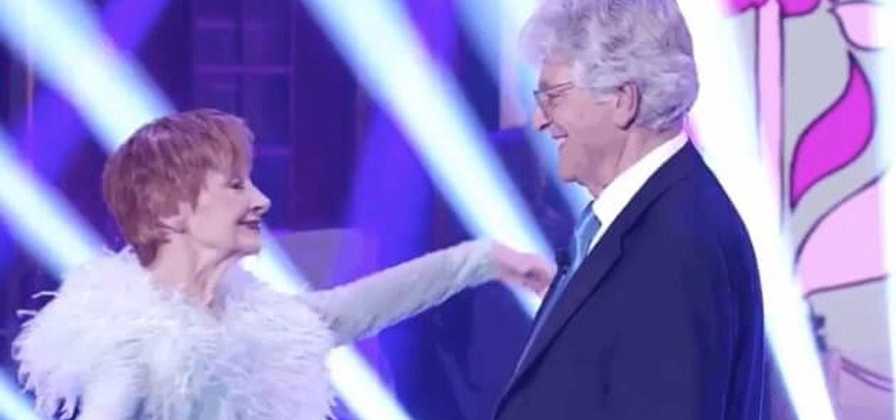 Alfredo Baldi e Milena Vukotic