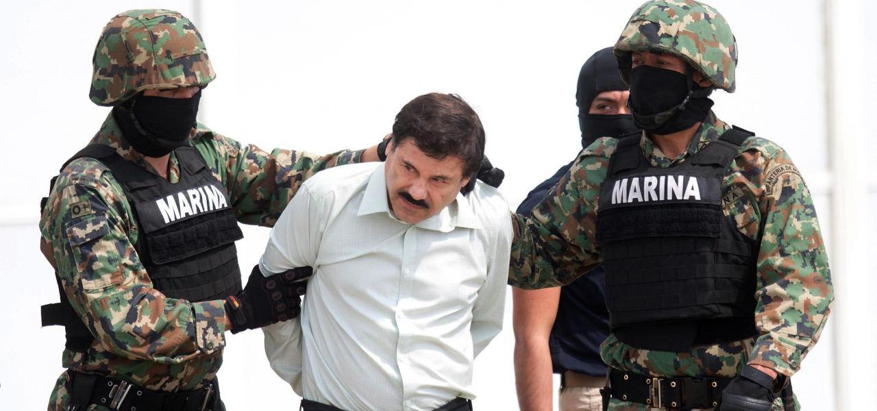 Arrestato El Chapo
