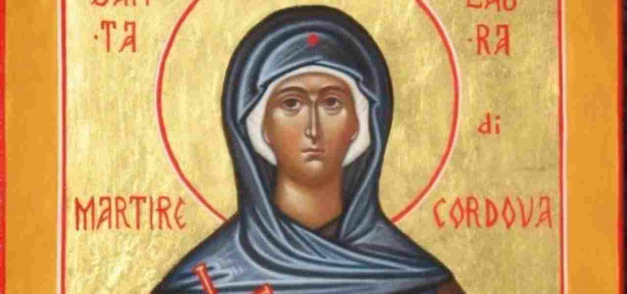 Santa Laura/ Si celebra oggi 19 ottobre la donna morta martire in ...