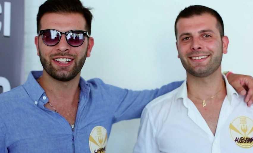 Alessandro e Simone, chi sono i gemelli della porno accademy di Rocco Siffredi