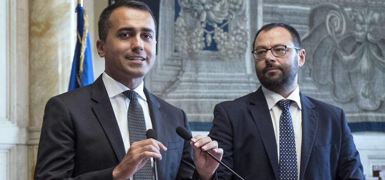 DiMaio Patuanelli Lapresse1280