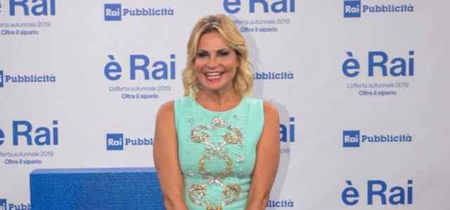 Simona Ventura (foto LaPresse)