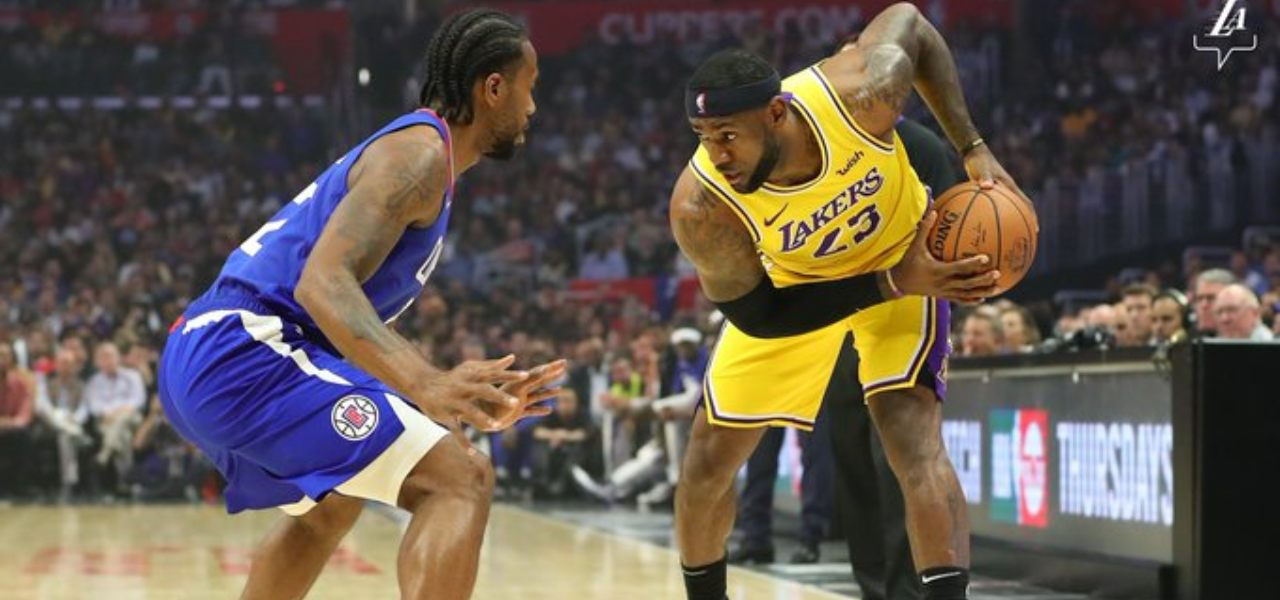 Clipper-Lakers