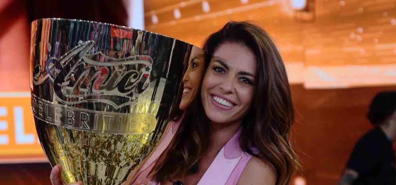Pamela Camassa vincitrice Amici Celebrities