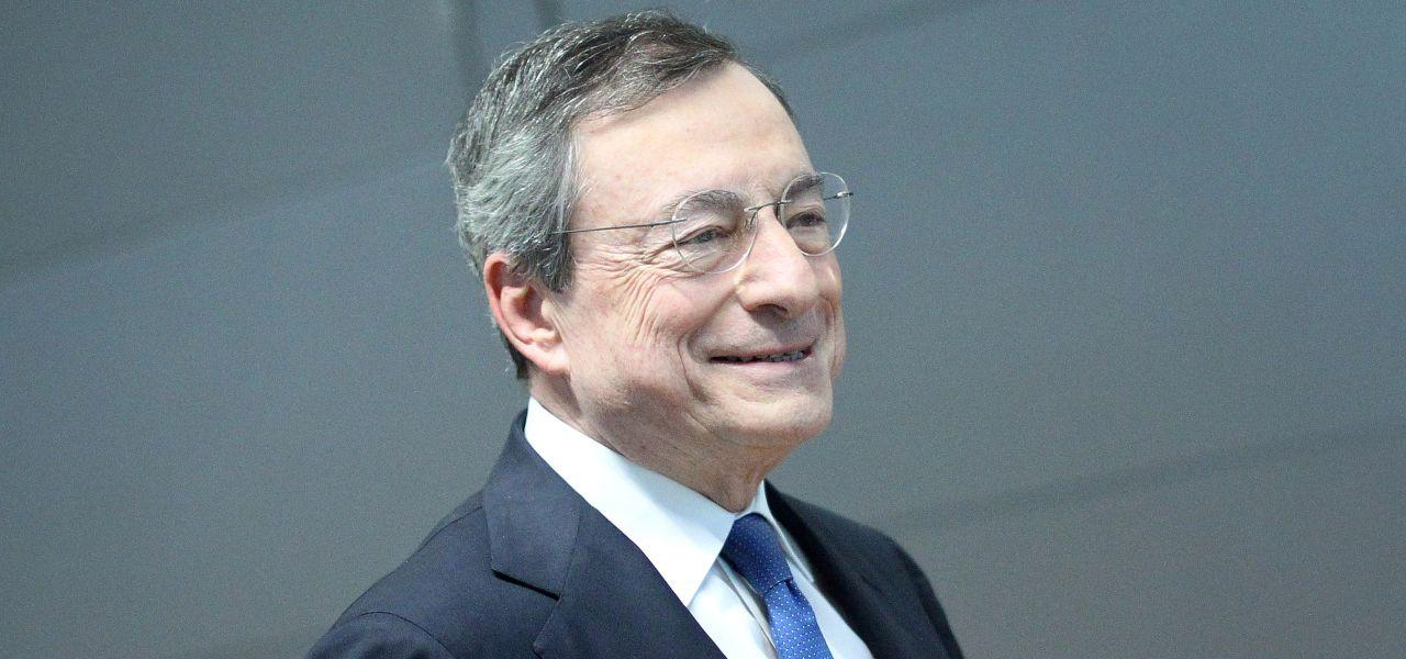 Mario Draghi premier governo di unità nazionale