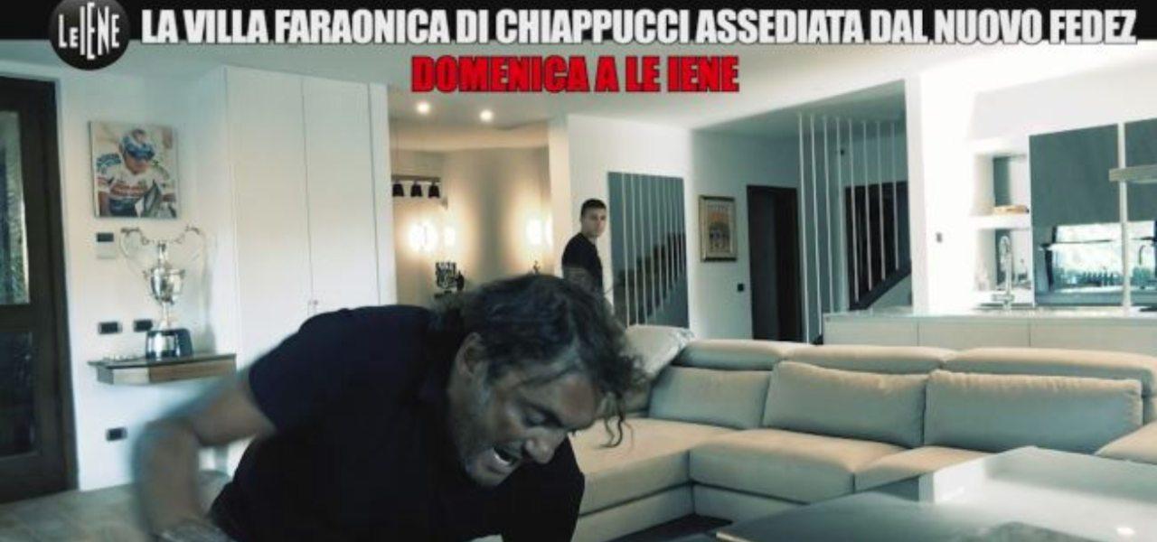 claudio chiappucci scherzo iene