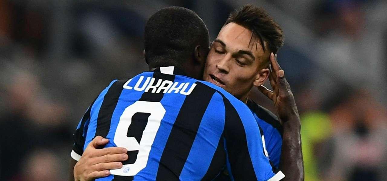Lukaku Lautaro Inter