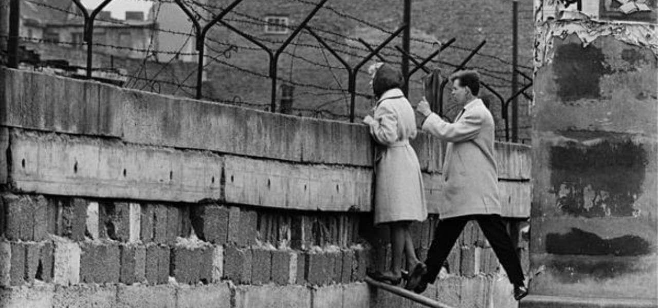 muro berlino bowie