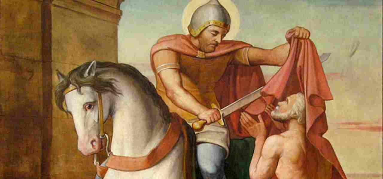 San Martino/ Video, l'11 novembre si celebra il protettore di Tours in ...