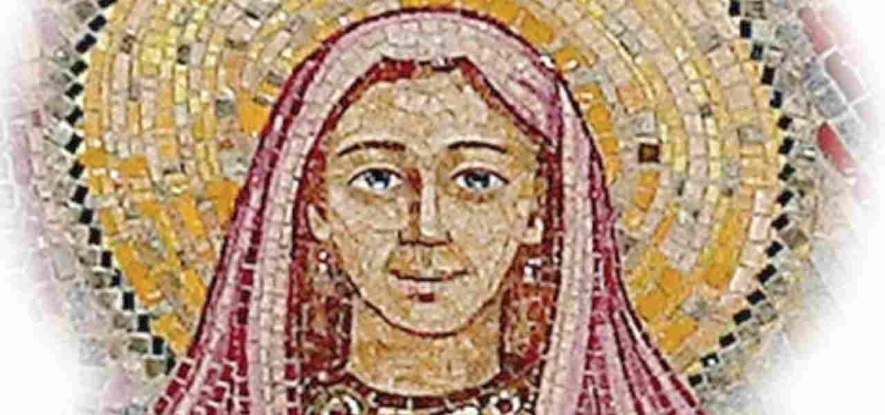santa silvia 2019 iconografia