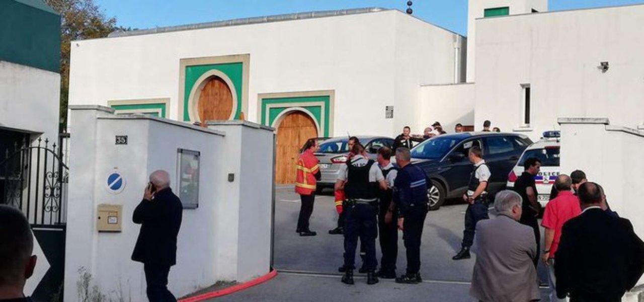 Francia, moschea Bayonne