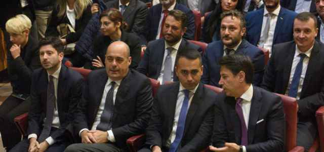 mes m5s pd governo