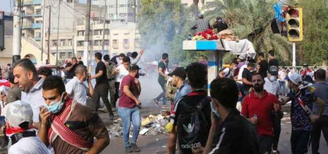 Iraq, proteste anti Governo