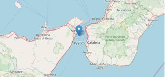 Esplosione a Messina