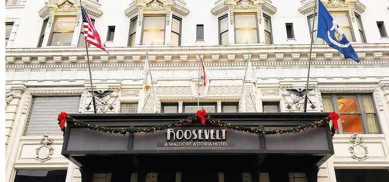 Roosevelt Hotel a New Orleans