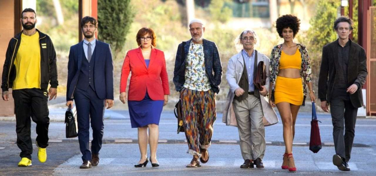 """Arrivano i prof, Rai 1/ Video streaming del film ambientato in """"un ..."""