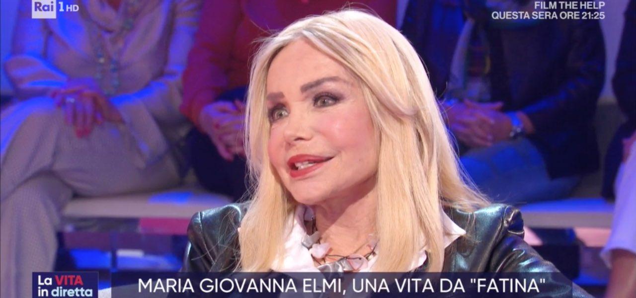 Maria Giovanna Elmi/ Il marito Gabriele Massarutto e il flirt con ...