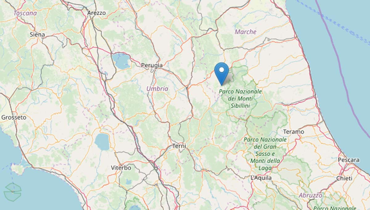 terremoto macerata 2019
