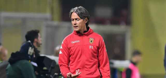 Benevento Inzaghi Serie B