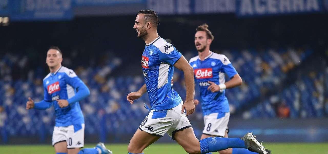 Nikola Maksimovic Napoli gol lapresse 2019