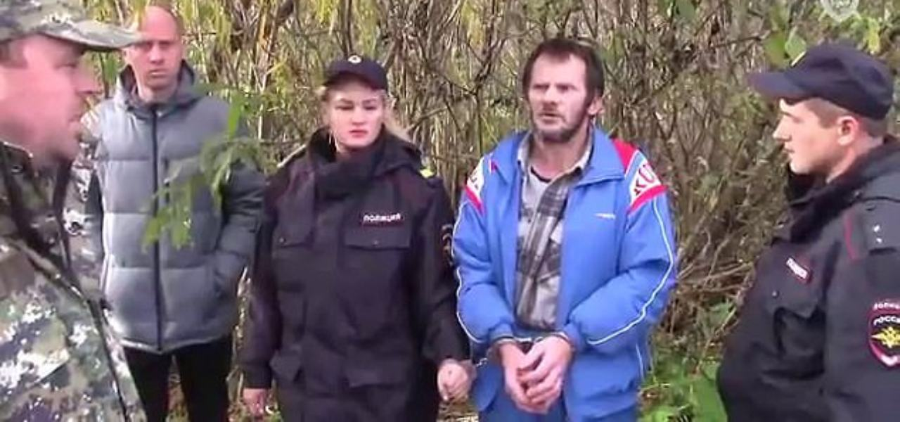 Cannibalismo in Russia