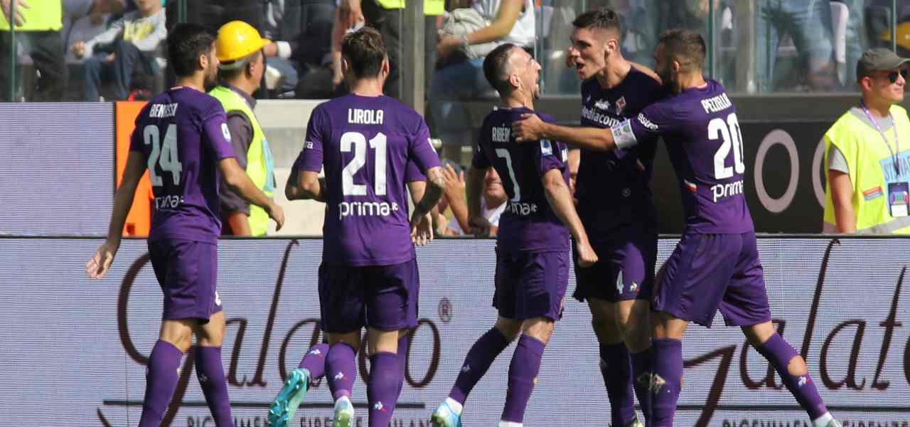 Fiorentina gruppo Rialti